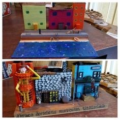 Lego Ideas, Legos, Toy Chest, Storage Chest, Miniatures, Toys, Home Decor, Lego Creations, The Creation