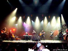 "Tarja Turunen and her band: Alex Scholpp, Julián Barrett, Christian Kretschmar, Kevin Chown, Doug Wimbish and Mike Terrana live in Teatro El Círculo, Rosario, Argentina, 30/03/2012 during the recordings of ""Act 1"" live DVD and CD #tarja #tarjalive #tarjaturunen #act1 PH: ~Mercedes~ https://www.facebook.com/Nightmechy"