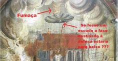 Possível disco voador é descoberto em pintura antiga na Romênia