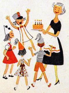 Vintage party!