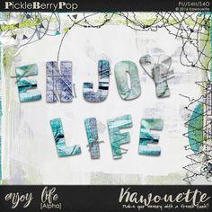Enjoy life : Alpha
