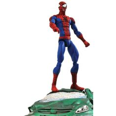 Diamond Select Marvel Spider-Man Action Figure *** You can get additional details at the image link. (This is an affiliate link) #ActionToyFigures