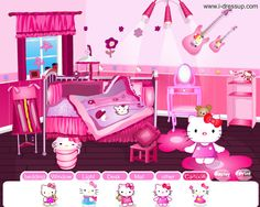 8 best hello kitty room images girl rooms dorm ideas hello kitty rh pinterest ch