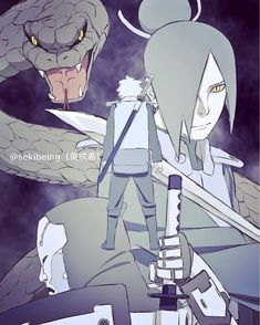Mitsuki Gaiden Episode is going to be lit ❤️ Mitsuki's Story + his brother, Log and Orochimaru ❤️