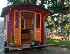The allure of tiny homes