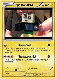 Pokemon Lego DanTDM