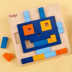 Kids Puzzles: Kids Funky Shaped Puzzle Game in Puzzles