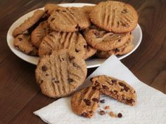 A whole page of paleo, gluten free desserts and other recipes !