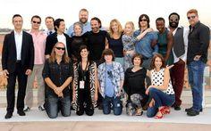 The Walking Dead cast & crew, SDCC '14
