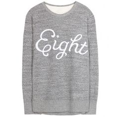 Rag & Bone Graphic Cotton Sweatshirt