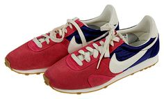Amazon.com | J Crew Women's Nike Vintage Collection Pre-Montreal Racer Sneakers B0114 | Fashion Sneakers