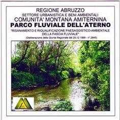 PARCO FLUVIALE DELL'ATERNO, L'Aquila, 2001 - Giancarlo De Amicis