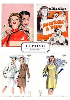 Hóptimo es una tienda online donde encontrar papeles antiguos originales, tesoros para exploradores bonitistas