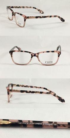 b842de79d1 Fashion Eyewear Clear Glasses 179248  New Fysh Uk 3514 416 Women S  Eyeglasses Frames 53