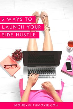 """Three ways to launch your side-hustle - A side-hustle harnesses your skill set to make money in addition to your """"regular 9-5″ job. And with slick freelance websites, it can be easier than ever to find a project that needs exactly what you have to offer."""