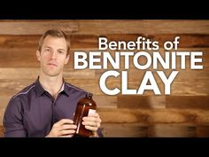 The 4 Main Benefits of Bentonite Clay - Dr. Axe http://www.draxe.com #health #holistic #natural