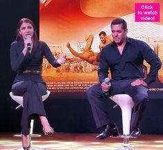 Salman Khan TEASES Anushka Sharma about Shah Rukh Khan and Aamir Khan  watch video!