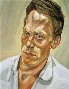 A PAINTER, REDHEADED MAN NO. II By Lucian Freud ,1962
