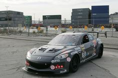 BMI Racing's 4-rotor RX8