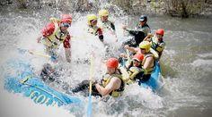 Gold Rush Whitewater Rafting #California #iGottaTravel
