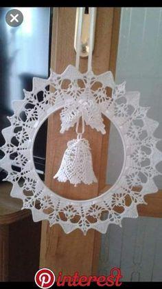 Best 12 Christmas decorations – Page 65935582030479209 – SkillOfKing.Com Best 12 Christmas decorations – Page 65935582030479209 – SkillOfKing. Crochet Christmas Wreath, Crochet Christmas Decorations, Christmas Crochet Patterns, Crochet Ornaments, Crochet Snowflakes, Holiday Crochet, Christmas Bells, Crochet Doilies, Crochet Flowers