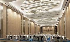 Best Western Plus Wanda Grand Hotel to open in North Bangkok Auditorium Design, Arch Hotel, Ballroom Design, Multipurpose Hall, Function Hall, Bangkok Hotel, Hall Design, Interior Decorating, Interior Design