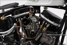 AMD World Championship, Brothers of Road, bike details & gallery
