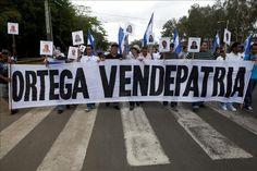 Sociedad civil de 6 regiones de Nicaragua rechaza el Gran Canal Interoceánico - USA Hispanic