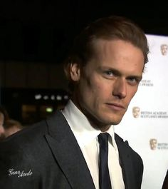 Laird Broch Tuarach : Photo Sam Heughan attend Scottish BAFTA AWARDS, 06. November 2016 , source tumblr