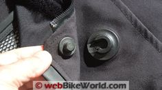 REV'IT! Poseidon GTX Jacket Review - webBikeWorld
