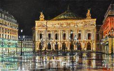 Daniel Barre Paris l'Opéra Garnier