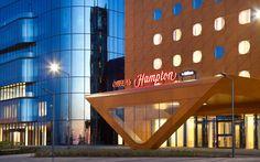 В Санкт-Петербурге открылся отель бренда Hampton by Hilton