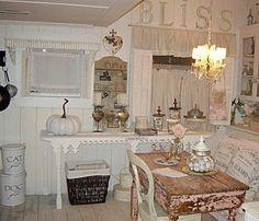 Kitchen recent - myshabbychicdecor... - #shabby chic #home decor #design #ideas #wedding #living room #bedroom #bathroom #kithcen #shabby chic furniture #design #vintage #rustic_decor