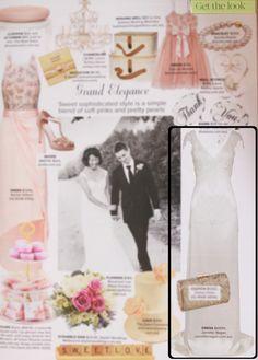 Cosmopolitan Bride Summer magazine feature