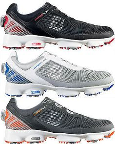 sporting goods: Footjoy Hyperflex Boa Golf Shoes Lightweight Mens New - Choose Color And Size! -> BUY IT NOW ONLY: $99.99 on eBay!