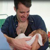 This Is What It'd Be Like If Men Breastfed -and It's So Unfair more at my site You-be-fit.com