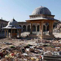 Aleppo in Syrien: Die Zerstörung der ehemals florierenden Grossstadt | Blick