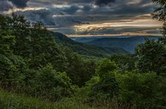 Pipestem Resort State Park in WV by Randall Sanger Photography