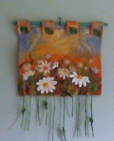 for hanging; Annabella Noviello fiber artist
