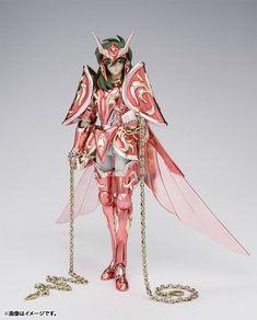 ToyzMag.com » Saint Seiya le Kamui d'Andromède Renewal color 10ème Anniversaire