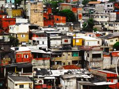 Favela - São Paulo, Brazil