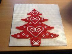 Christmas tree - hama beads