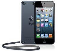 Apple iPod Touch 5th Gen-32 GB - Μαύρο ΤΟ ΘΕΛΩ!! ΑΠΛΑ!:'(