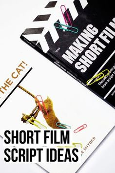 Short film script ideas. This is a mini guide on how to come up with ideas for your short films. Below you can find a list of prompts & resources that might help spark ideas. It is best to not over think at this initial stage. Don't worry about the budget or practicals of making the film. F