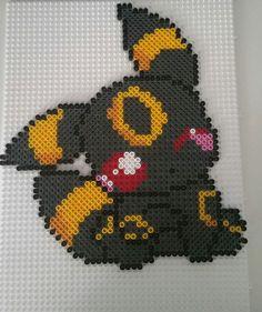 Chibi Umbreon - Pokemon perler beads by ph1l