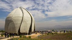 A barren golf course in Chile has been transformed into a space envisioned to be open to all, regardless of background, religion, gender, or social standing.