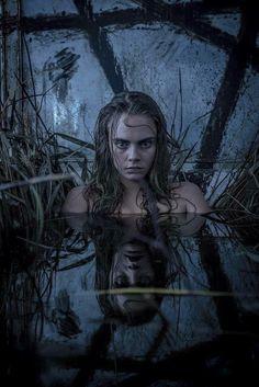Imagen de suicide squad, cara delevingne, and enchantress