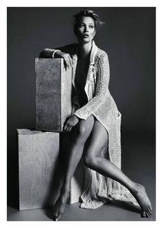 Kate Moss, Vogue Paris May 2011.