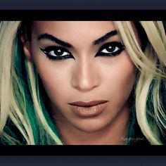 Superpower - Beyonce's Makeup Looks from the Beyonce Visual Album
