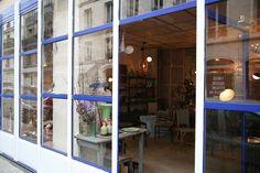 fourfancy Magazine: Un bel negozio a Parigi